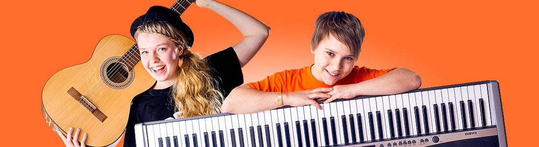musiikkikoulu demo